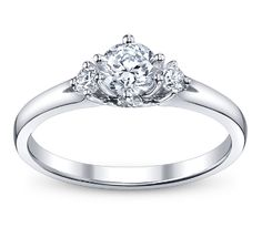 my wedding ring! <3 need to find a guard for it to go well with it. (: