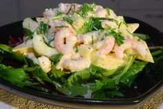 Fish Recipes, Salad Recipes, Danish Food, Fish Dishes, Potato Salad, Tapas, Salmon, Buffet, Seafood