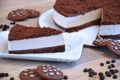 La sbriciolata al caffè senza cottura è un dolce ideale per l'estate, si prepara facilmente e piacerà a tutti. Ecco la ricetta