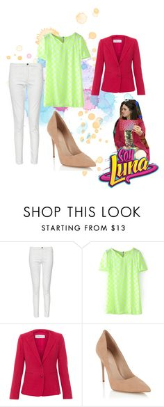 """""""soy luna"""" by maria-look on Polyvore featuring French Connection, MaxMara and Lipsy"""