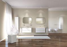 Badkamer inrichten: de elegantie van Softmood