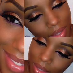 All around make up ideas