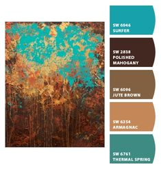Paint colors from Chip It! by Sherwin-Williams. Love these colors!