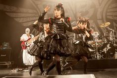 Review: Babymetal Melds Metal With a Large Dose of Cuteness - NYTimes.com