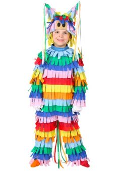 Find a Pinata Costume For Halloween. Here you'll find kids pinata costumes, adult pinata costumes, sexy pinata costumes, mexican group costumes, toddler pinata costumes and more! Baby Skunk Costume, Baby Owl Costumes, Nemo Costume, Cute Baby Halloween Costumes, Pikachu Costume, Panda Costumes, Onesie Costumes, Toddler Costumes, Halloween Ideas