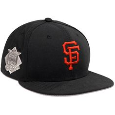 San Francisco Giants Metal Gamer 59FIFTY Fitted Cap by New Era - MLB.com Shop