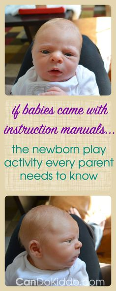 Baby play from a pediatric Occupational Therapist. CanDo Kiddo