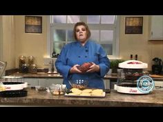 How to cook Beef Andouille Burgers with the NuWave Oven