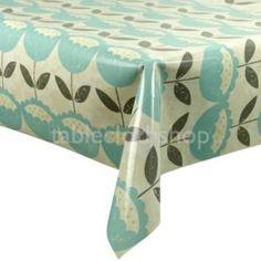 rectangle oilcloth tablecloth - Google Search