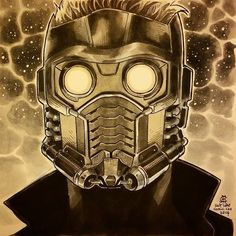 Star-Lord by Jim Cheung