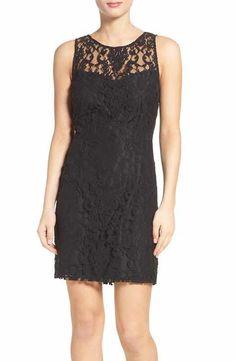 BB Dakota Thessaly Lace Dress
