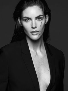 visual optimism; fashion editorials, shows, campaigns & more!: icons: hilary rhoda by santiago & mauricio for models.com