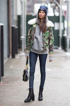 Street Style New York Fashion Week Fall 2017   POPSUGAR Fashion Photo 10