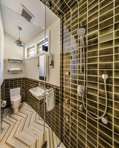 Before & After: The 'Yes, You CAN Fit in a Bathroom on the First Floor' Makeover