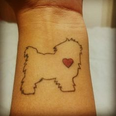 Maltese tattoo