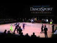 Amateur Latin Final - Samba - BYU Dancesport Championships 2012
