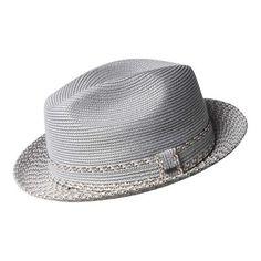 43995be98e2 Men s Bailey of Hollywood Mannesroe 81695 - Overcast Hats