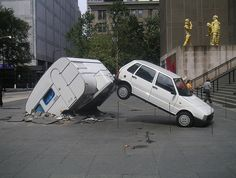 Oops! Sorry! #car #accident