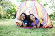 Backyard shelter-  Rain, Rain, Come and Play: Backyard Adventures for the Wet Season - ParentMap