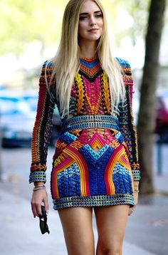 Ideas for crochet sweater boho inspiration Fashion Week, Boho Fashion, Paris Fashion, Crochet Clothes, Diy Clothes, Boho Outfits, Fashion Outfits, Mode Crochet, Boho Inspiration