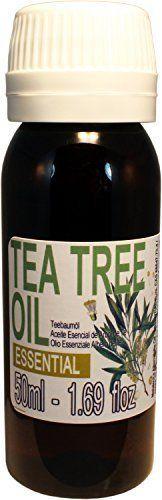 Olio di Albero del Tè - Olio Essenziale Puro al 100% - SUPER Taglia Grossa bottiglia 50ml, non diluito Pure senza altre aggiunta di oli, Spedito dalla Spagna Patagonian http://www.amazon.it/dp/B010UZF6CQ/ref=cm_sw_r_pi_dp_-I8cxb0HP8ZV9