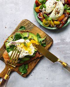 [New] The 10 Best Food Ideas Today (with Pictures) - Après leffort ! Veggie Recipes Healthy, Raw Food Recipes, Brunch Recipes, Cooking Recipes, Good Food, Yummy Food, Daily Meals, Food Presentation, Food Inspiration