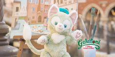 ダッフィーの新しいお友だち ジェラトーニ | いっしょだと、いいことありそう。Duffy the Disney Bear| 東京ディズニーリゾート