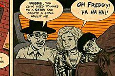 Comic Books and Hip
