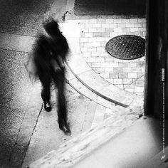 watching the stillness by Rubén Perdomo, via Behance