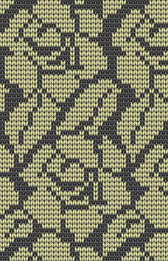 Ideas knitting patterns pillow fair isles for 2019 Fair Isle Knitting Patterns, Fair Isle Pattern, Bead Loom Patterns, Knitting Charts, Loom Knitting, Knitting Stitches, Stitch Patterns, Crochet Patterns, Pixel Pattern