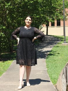 Sleektrends plus size Sequin lace Bell Sleeve fit and flare Midi dresses are simply beautiful and classy. Effortless fashion and comfort is offered in this fit and flare dress. Lace dresses for women, lace midi dress, lace wedding dress, short sleeve lace wedding dress, lace sleeve wedding dress, blue lace dress plus size, plus size lace cocktail dress. #lacemididress #lacedresseswithsleeves #bluelacedressplussize #bellsleevelacepartydress #cocktailpartydress #holidaypartydress…