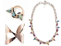 Rad, Rock-Inspired Jewelry That Packs A (Neon!) Punch: The Future Perfect Collection