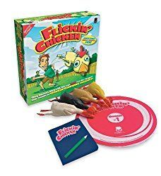 Want to see why the Flickin Chickens Outdoor Kids Game was rated one of the best backyard games for children? Here is the ONLY Rubber Chicken Toss Game! Backyard Games Kids, Outdoor Games For Kids, Chicken Games, Chicken Toys, Rubber Chicken, Backyard Birthday, Diy Pool, Toss Game, Camping Games