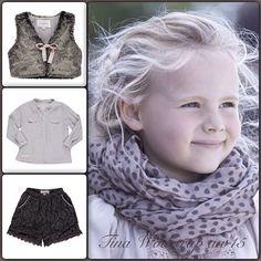 Tina Wodstrup Kids efterår/vinter kollektion til små prinsesser.