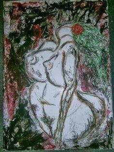 """Mathilde-DELAVENNE: Exposition """"Histoire d'Eve"""""""