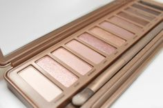Urban Decay Naked 3 Palette Review + Swatches