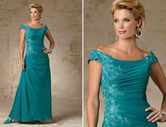 Light Mother of the Groom Dresses for Summer, A-line Gown