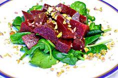 Orientalischer Rote Bete Salat - http://www.paleolifestyle.de/rezept/orientalischer-rote-bete-salat/