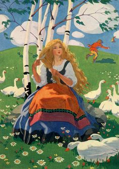 Story Book Sundays - Stokes' Wonder Book of Fairy Tales - Elizabeth Curtis - 1917