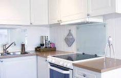 Bilderesultat for vegg bak komfyr Decor, Kitchen Cabinets, Cabinet, Deco, Home Decor, Kitchen, Sink