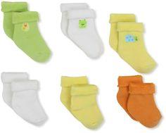 Elephant 0-6 Months Gorilla Baby Shower New Gerber Boy/'s 2 Pack Socks