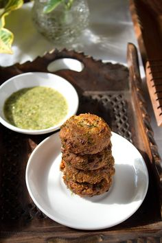 falafel recipe with step by step photos. learn how to make falafel recipe with cooked chickpeas or canned chickpeas. falafel is a lebanese deep fried balls or patties made from white chickpeas/kabuli chana and/or fava beans. Veg Recipes Of India, Vegan Indian Recipes, Algerian Recipes, Veggie Recipes, Vegetarian Recipes, Cooking Recipes, Ethnic Recipes, Algerian Food, Savoury Recipes