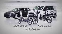 #Ford Launches 2 New #Electric #Bikes to Study Better Transport Solutions https://www.youtube.com/watch?v=cGbgb2gLo0I - -   Building a Smart Mobility plan, Ford have created MoDe:Pro and MoDe:Me e-Bikes to help keep cities moving More: http://social.ford.co.uk/pedal-power/