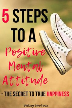 Having a positive mental attitude is paramount for personal development, learning self-love and improving your mental health. If you want to know how to cultivate a positive mental attitude and learn positive thinking, read on. Here's are some positive th Mental Health Activities, Good Mental Health, Mental Health Awareness, Positive Mental Attitude, Positive Mindset, Positive Living, Success Mindset, Positive Thinking Tips, True Happiness