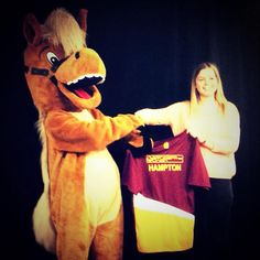 Top afternoon with - filming in his new Stallions strip Marketing And Advertising, Digital Marketing, Social Enterprise, Family Album, University, Student, Top, Reading, Community College