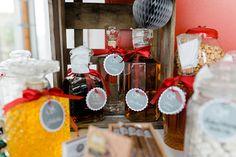 Brandybar / Whikeybar bei der Hochzeit. Foto: http://weddings.lauramoellemann.de