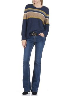 Jean boot-cut Phoebe Jean Delave by REIKO pull bella jones