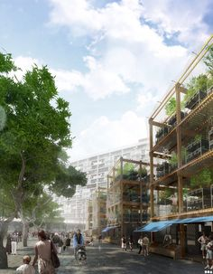 SOA Architectes Paris > Projets > Mini-Ferme
