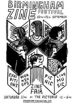 book festival poster - Recherche Google