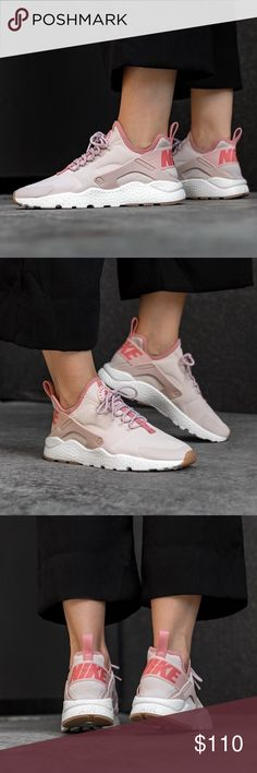 Nike Blush Air Huarache Ultra Premium Sneakers •Premium Huarache Ultra sneakers  •Women's size 7, true to size.  •New in box, no lid.  •No trades, no holds. Nike Shoes Sneakers
